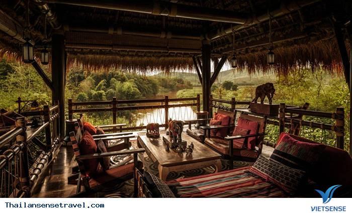 Tham quan khu resort sang trọng đắt đỏ bậc nhất tại Thái Lan - Ảnh 6