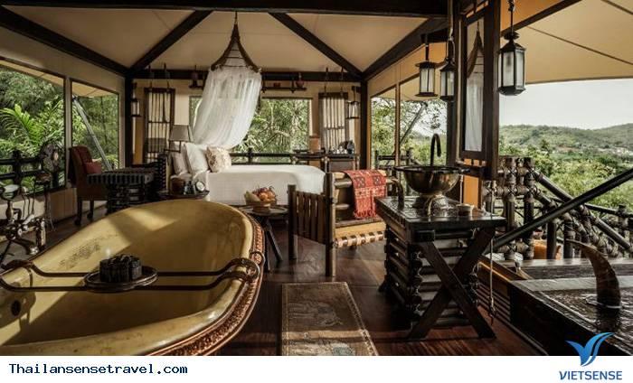 Tham quan khu resort sang trọng đắt đỏ bậc nhất tại Thái Lan - Ảnh 5