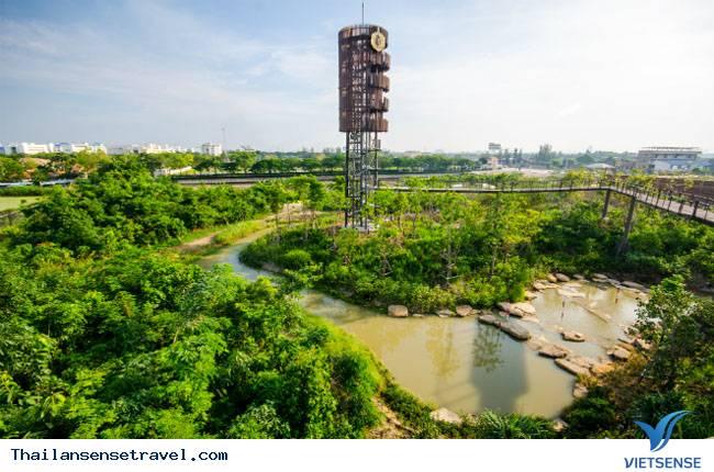 """Khu vườn xanh tươi từng có """"quá khứ"""" bất ngờ giữa lòng Bangkok - Ảnh 4"""