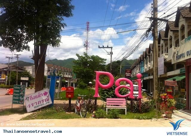 Kinh nghiệm đi thiên đường Pai bé nhỏ của Thái Lan - Ảnh 2