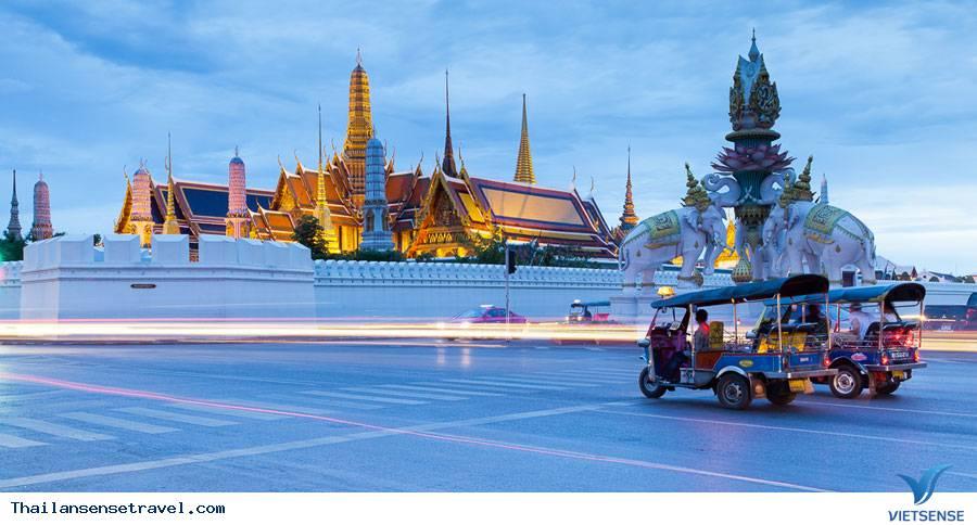 Về tuk tuk – phương tiện thăm quan lý tưởng ở Bangkok - Ảnh 5