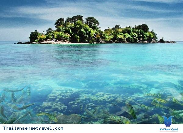 Khám phá thiên đường có thật Tarutao của Thái Lan - Ảnh 1
