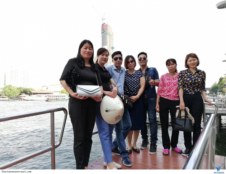 Lễ Hội té Nước Bangkok- Pattaya 14/4-18/4/2018 - Ảnh 4