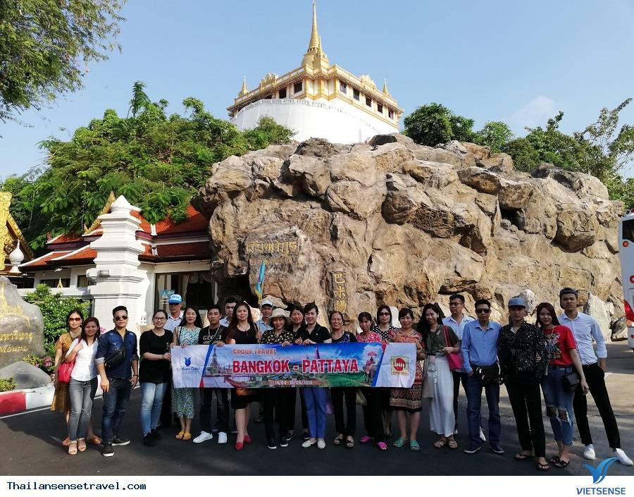 Lễ Hội té Nước Bangkok- Pattaya 14/4-18/4/2018 - Ảnh 1