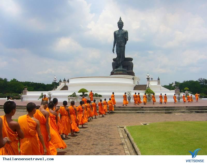 Nét đặc trưng trong nền Phật giáo Thái Lan - Ảnh 2