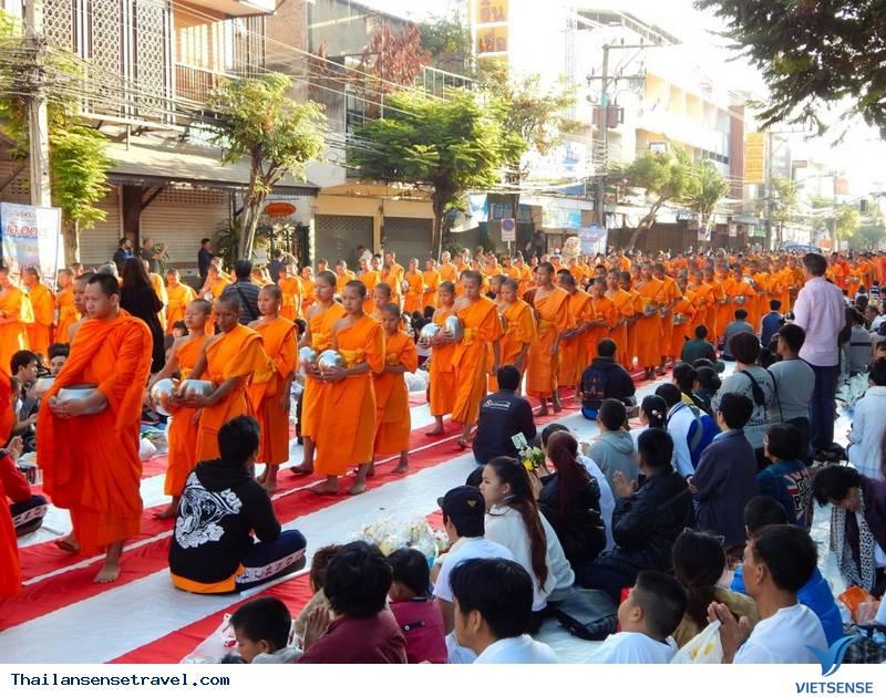 Nét đặc trưng trong nền Phật giáo Thái Lan - Ảnh 3