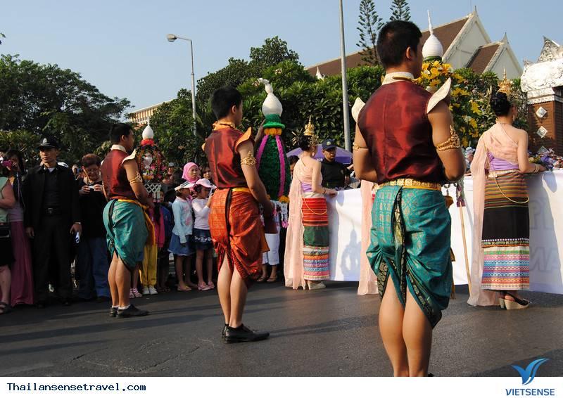 Nét độc đáo trong trang phục truyền thống Thái Lan - Ảnh 7