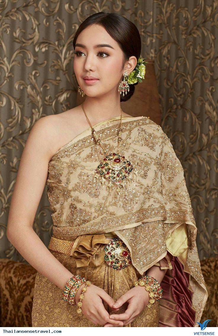 Nét độc đáo trong trang phục truyền thống Thái Lan - Ảnh 5