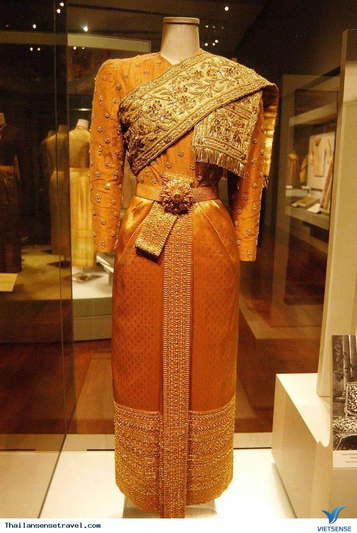 Nét độc đáo trong trang phục truyền thống Thái Lan - Ảnh 3