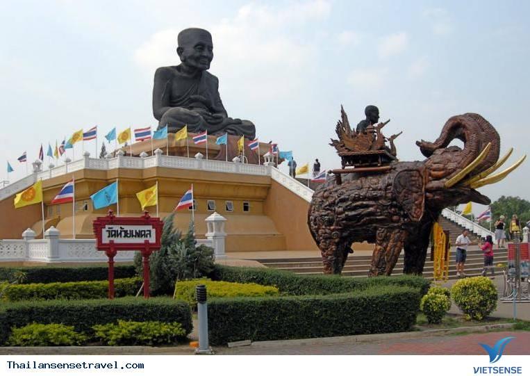 Lịch trình gợi ý tour du lịch Thái Lan