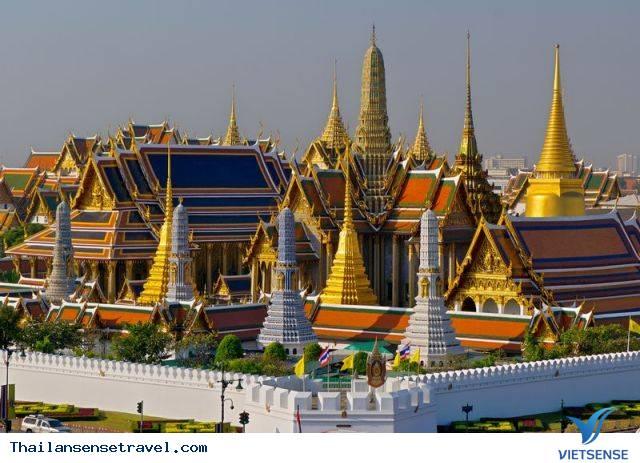 Tham quan ngôi chùa Phật Ngọc lục bảo nổi tiếng tại Thái Lan - Ảnh 2