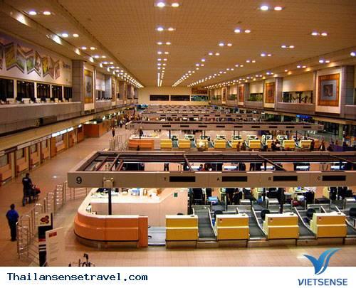 Nhà ga mới mở ra tại sân bay quốc tế Don Mueang tại Bangkok- Thái Lan - Ảnh 1