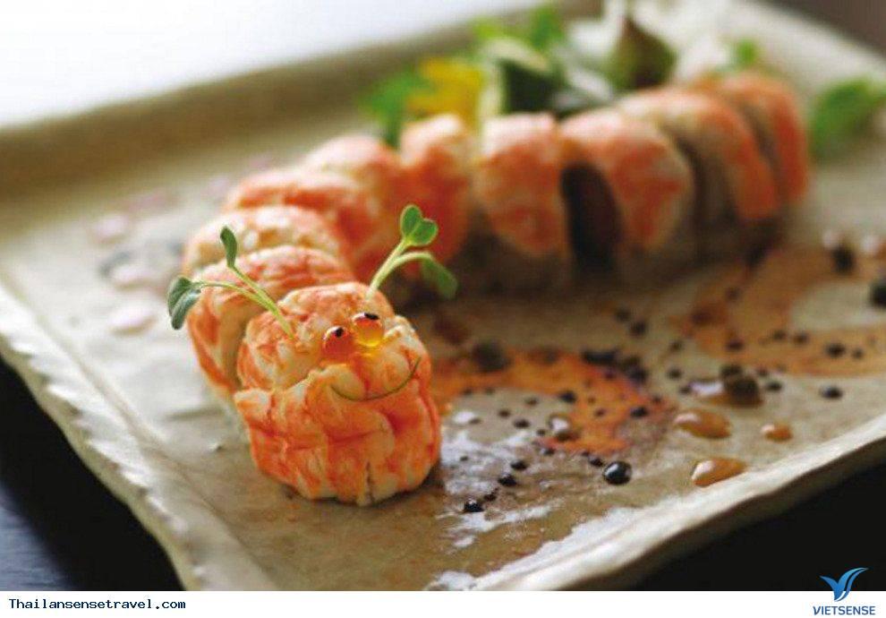 Những cửa hàng Sushi Nhật Bản ở Bangkok - Ảnh 1