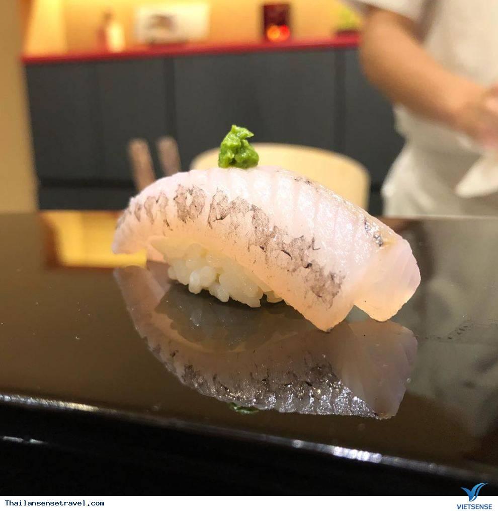 Những cửa hàng Sushi Nhật Bản ở Bangkok - Ảnh 2