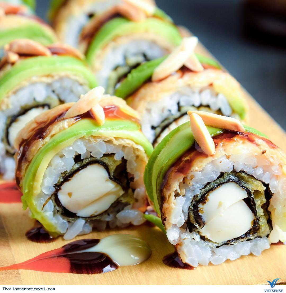 Những cửa hàng Sushi Nhật Bản ở Bangkok - Ảnh 5