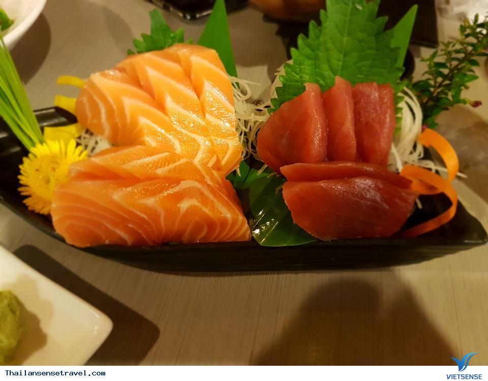 Những cửa hàng Sushi Nhật Bản ở Bangkok - Ảnh 8