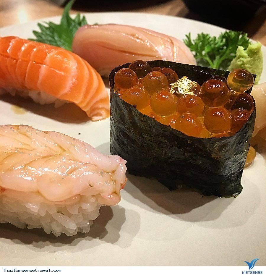 Những cửa hàng Sushi Nhật Bản ở Bangkok - Ảnh 4