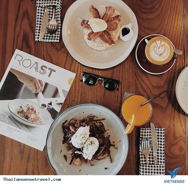 Nhà hàng ROAST