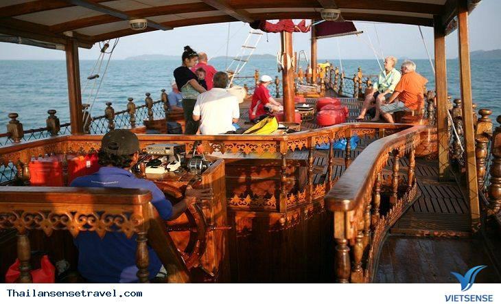Đi thuyền  và ăn tối ở Phang Nga - Ảnh 1