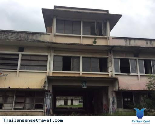 Bệnh viện bỏ hoang tại Nongkham