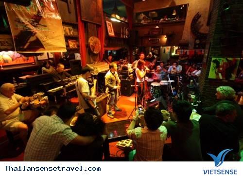 Quán bar nhạc Jazz
