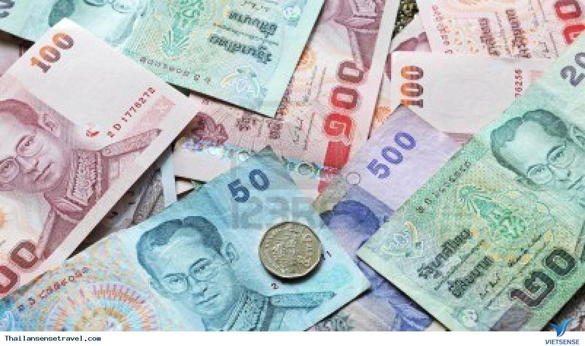 Đổi tiền tại Bangkok