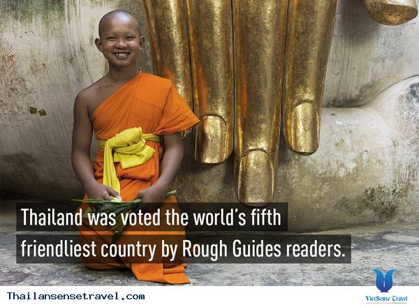 Những điều cực kỳ thú vị về đất nước Thái Lan - Ảnh 9