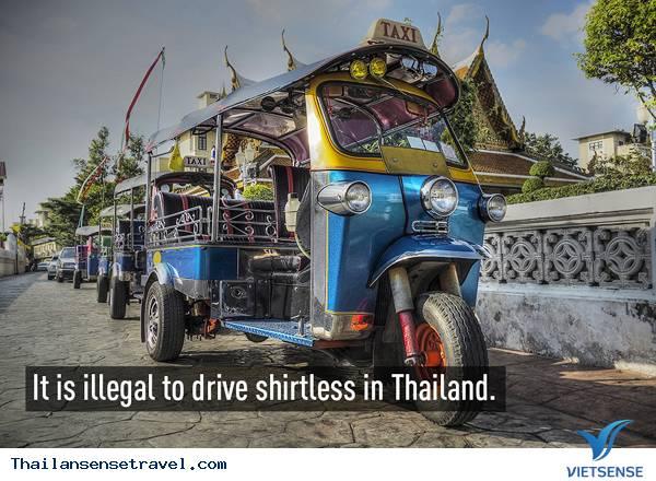 Những điều cực kỳ thú vị về đất nước Thái Lan - Ảnh 8