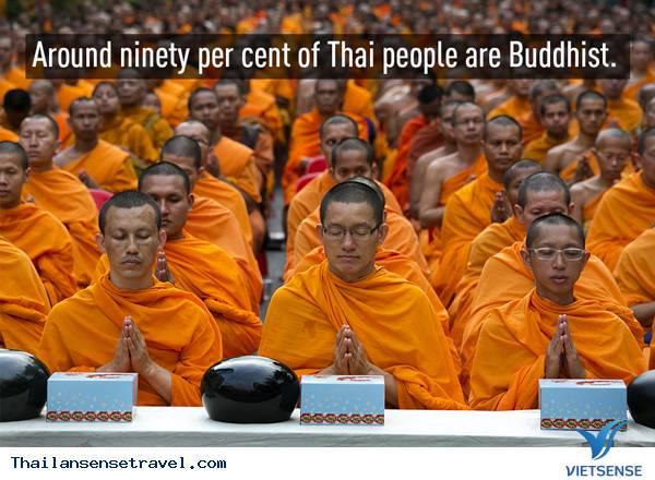 Những điều cực kỳ thú vị về đất nước Thái Lan - Ảnh 5
