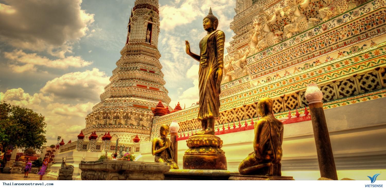 Ngày 1: Wat Chalong, tượng Phật Big Buddha, ăn uống trên đường phố Phuket - Ảnh 1