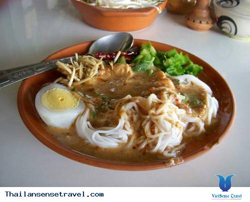 Những Món Ăn Đường Phố Hấp Dẫn Tại Thái Lan