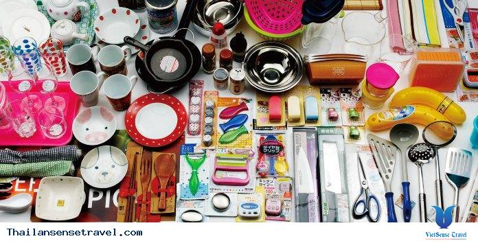 Hàng tiêu dùng, gia dụng Thái Lan