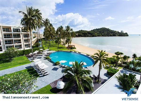Khu nghỉ dưỡng Radisson Blu Plaza Phuket Panwa