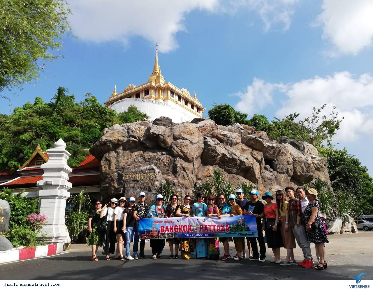Thái Lan 16 - 20/05/2018 - Ảnh 2