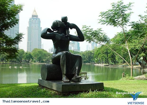 Thăm quan công viên Lumphini – Lá phổi xanh của Bangkok - Ảnh 3