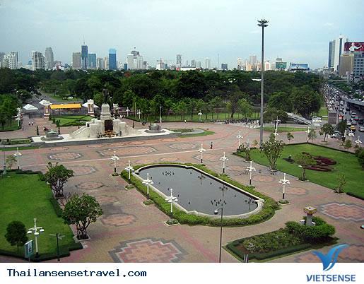 Thăm quan công viên Lumphini – Lá phổi xanh của Bangkok - Ảnh 2