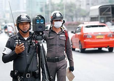 Thán phục trước văn hoá giao thông tại Thái Lan - Ảnh 2