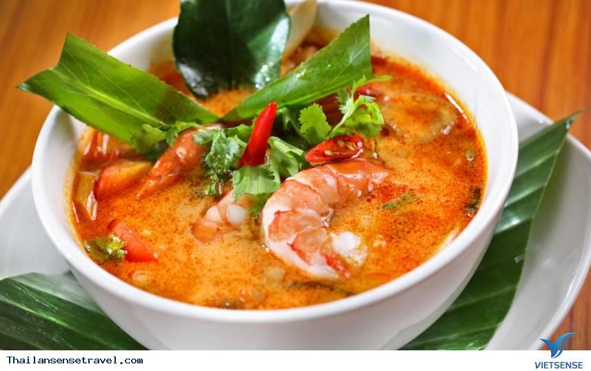 Canh Tom Yum Goong