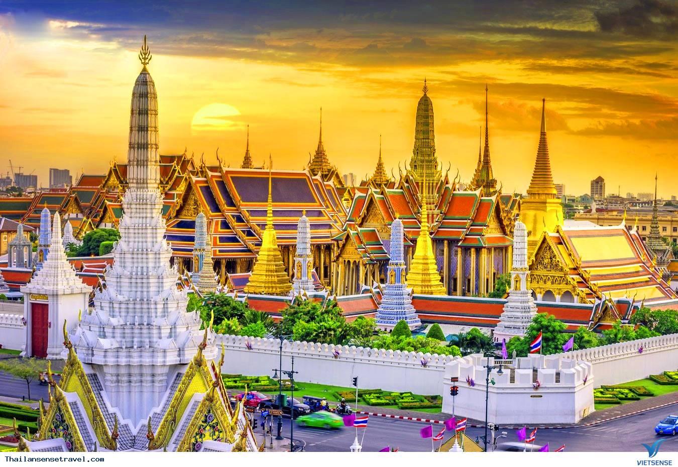 Chương trình Bangkok - Pattaya 5 ngày 4 đêm