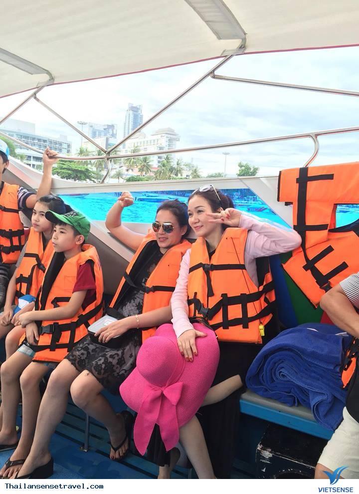 Tour Du Lịch Thái Lan : Bangkok - Pattaya Khởi hành 13/09