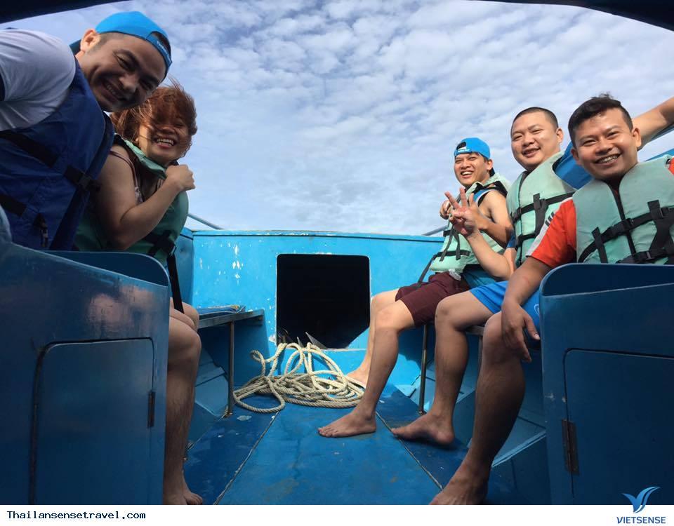 Tour Du Lịch Thái Lan : Bangkok - Pattaya Khởi hành 16.0