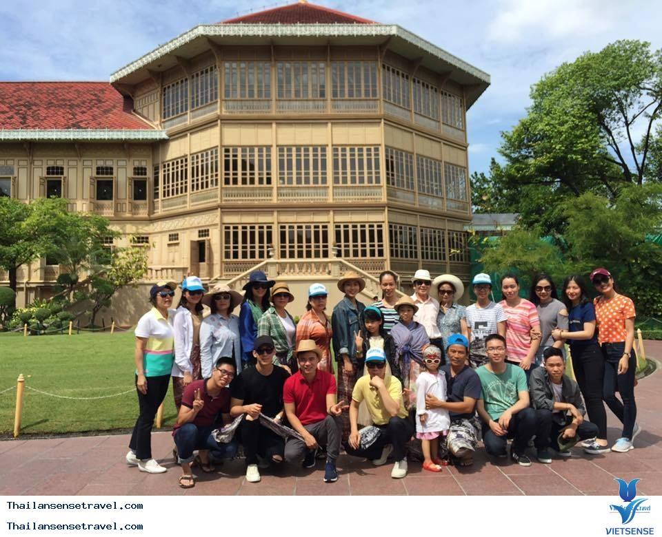 Tour Du Lịch Thái Lan: Bangkok - Pattaya 5N4Đ Khởi Hành (10/05/2017),tour du lich thai lan bangkok  pattaya 5n4d khoi hanh 10052017