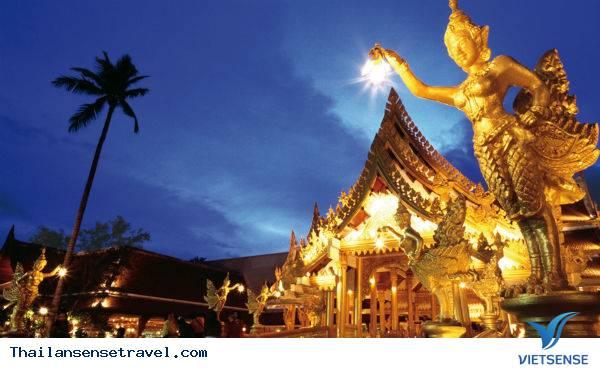 Tour Du Lịch Thái Lan: Bangkok - Pattaya 5N4Đ Khởi Hành (31/05/2017)