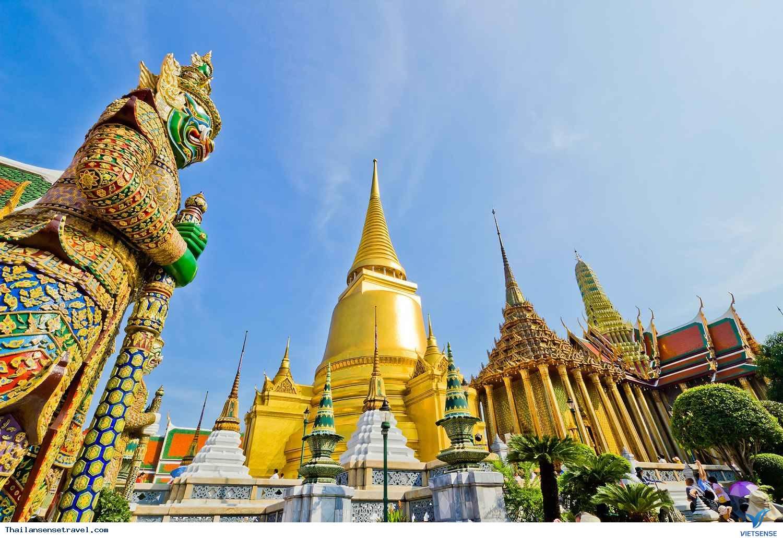 Tour du lịch Thái Lan Bangkok Pattaya 5 ngày 4 đêm