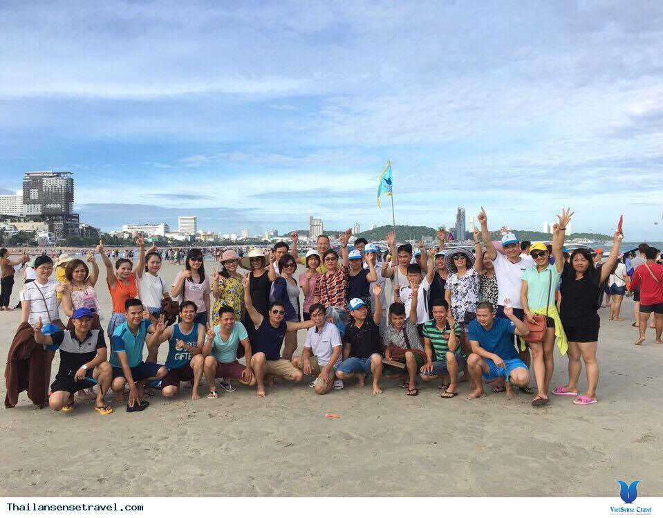 Tour Thái Lan: Bangkok - Pattaya 5N4Đ,tour thai lan bangkok  pattaya 5n4d