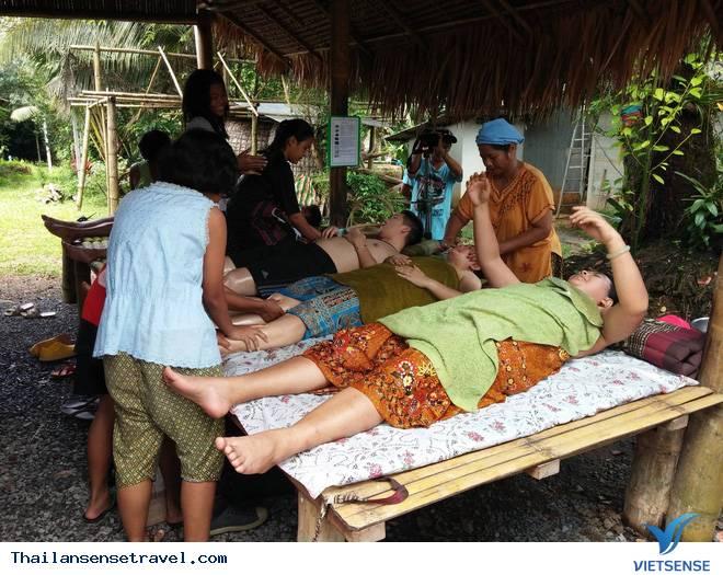 Trải nghiệm cách xông hơi độc đáo ở Thái Lan - Ảnh 3