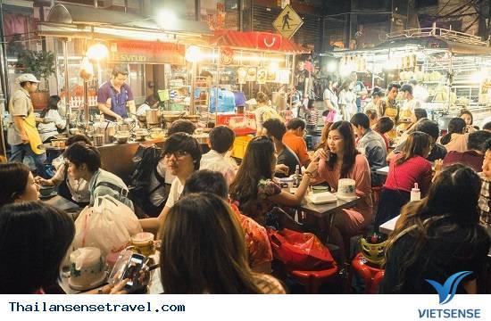 Vẻ đẹp khác biệt thủ đô Bangkok của Thái Lan - Ảnh 6