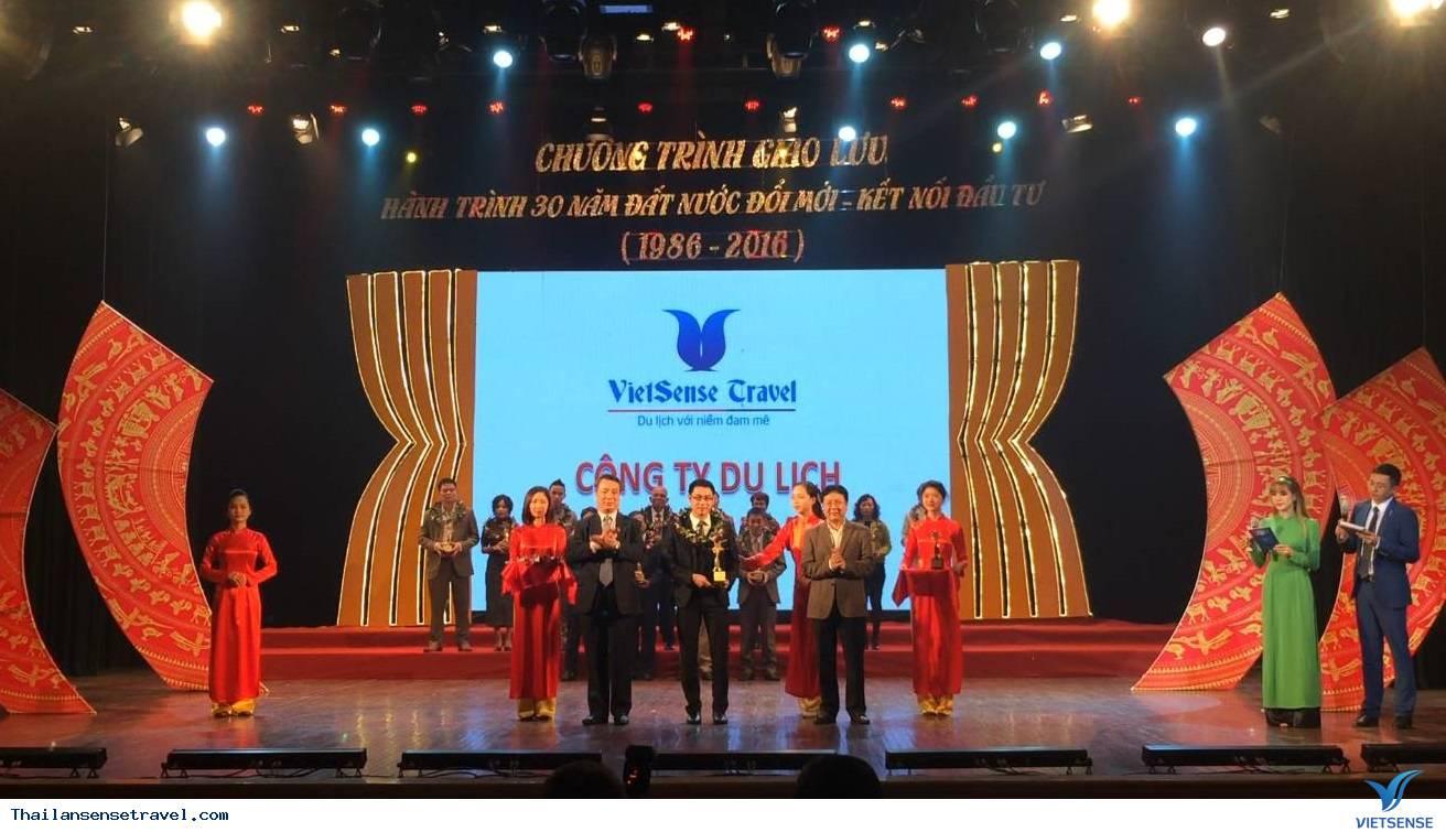 VietSense Travel: Chặng đường 9 năm và những giải thưởng danh giá - Ảnh 3