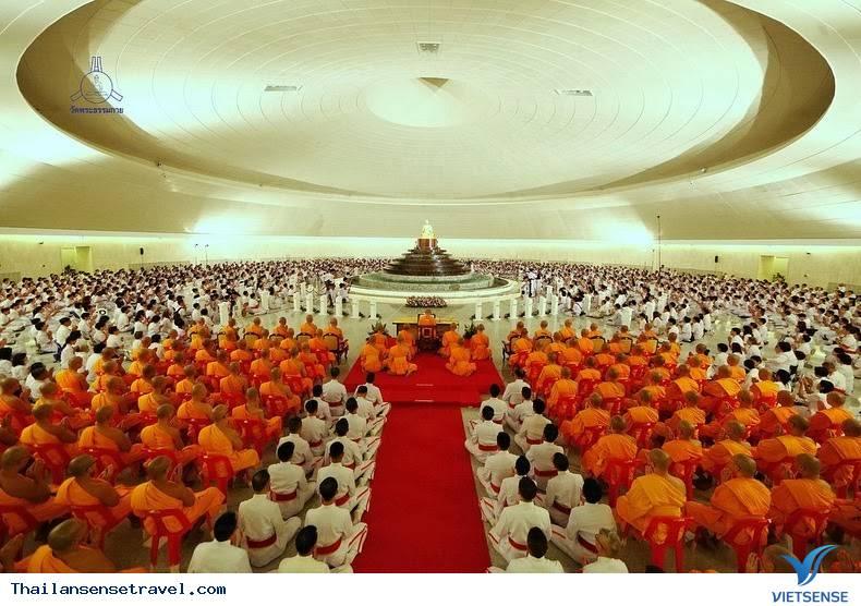 Viếng thăm ngôi chùa có nhiều tượng vàng nhất Thái Lan. - Ảnh 5