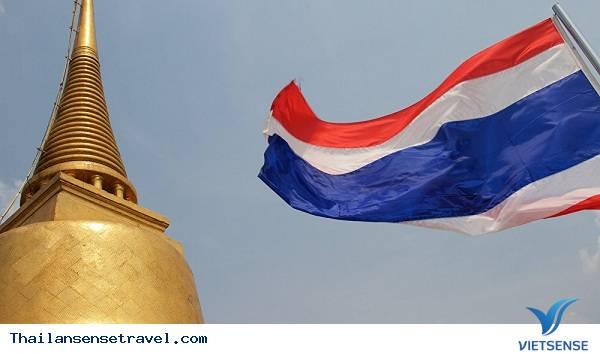 Ý nghĩa của quốc kỳThái Lan là gì ? Các giai đoạn phát triển của Quốc Kỳ Thái - Ảnh 1